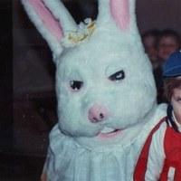 Rémisztő húsvéti mutáns vérnyuszik a múltból