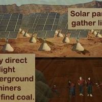 A napenergia ellen szavazott a városi tanács, mert a napelemek