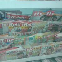 Ki vesz még TV-újságot?