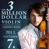 Edvin Marton és a hárommillió dolláros hegedű