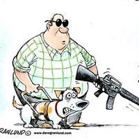 Az állam, ahol akkor is hordhatsz fegyvert, ha vak vagy!