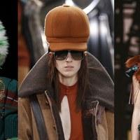 A böszme nagy sapka a divatvilág legújabb őrülete