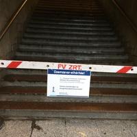 Magyarországon még egy lépcső is el tud romlani? :(