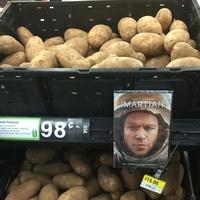 Matt Damon krumpli-reklámarc lett