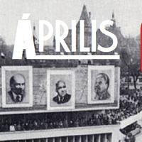 Április 666 - Zenei aláfestés választáshoz