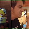 Bepipultam az Angry Birds üdítőtől!