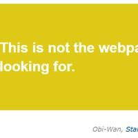 Apu elveszett weboldala vagyok! - az IMDB zseniális hibaüzenetei