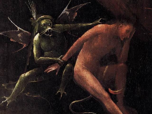 A pusztítás és önpusztítás démonai
