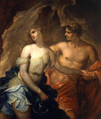 Orpheus és Eurydiké