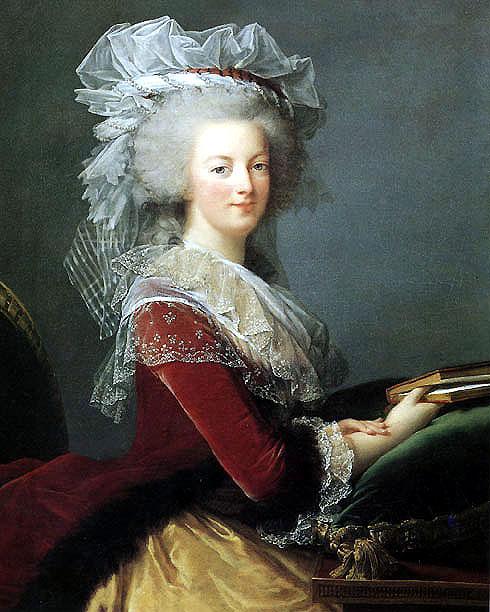 Marie Antoinette - kártyaszenvedély