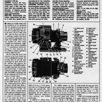 Fuji GX680 újságcikk 1991-ből