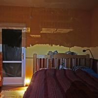 Lyukkamera a hálószobából
