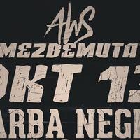 AWS lemezbemutató a Barba Negrában