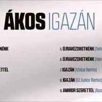 Egy kevéske desszert - Ákos - Igazán (EP, 2014)