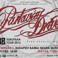 Parkway Drive - IRE European Tour a Barba Negrában