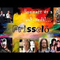 FRISSELŐ 2019 #23   Hammett és a wah-pedál...