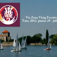 Víz, zene, virág fesztivál '12 - Tata