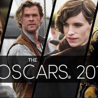 Oscar '16 - nyertesek