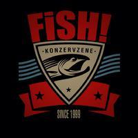 Konzervhalat a népnek! - Fish! - Konzervzene (2013)