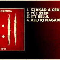Kicsit B-oldal - The Grenma - 11:11 (EP, 2013)