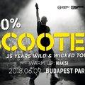 Idén is Scoterrel indítja a nyarat a Budapest Park!