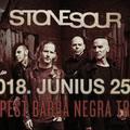 Stone Sour a Barba Negra Trackben!