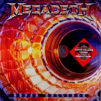 Standard - Megadeth - Super Collider (2013)