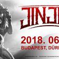 Holnap Jinjer a Dürerben!