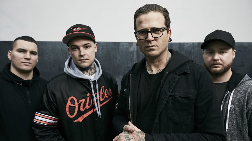Klip: The Amity Affliction - Drag The Lake