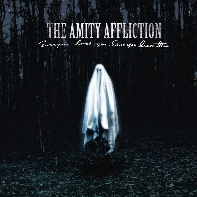 Haláli | The Amity Affliction – Everyone Loves You… Once You Leave Them (2020)
