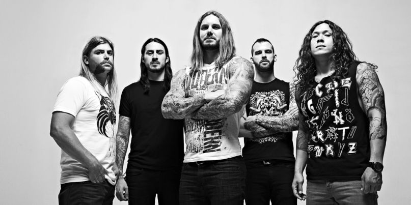 Klip: As I Lay Dying - Blinded