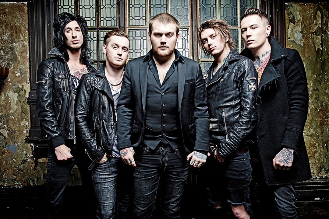 Klip: Asking Alexandria - The Violence
