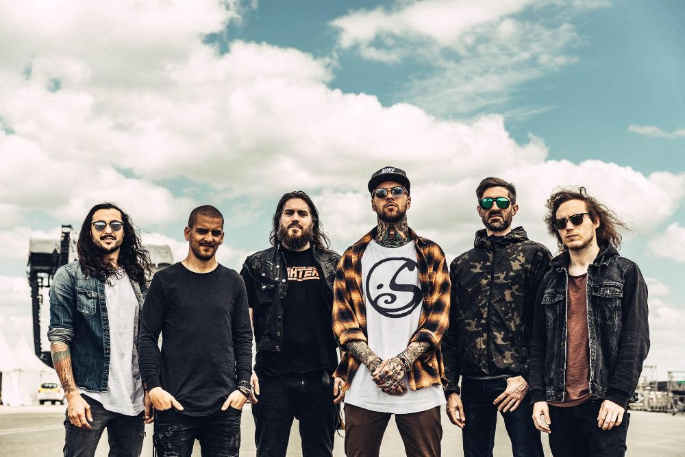 Klip: Betraying The Martyrs - Parasite