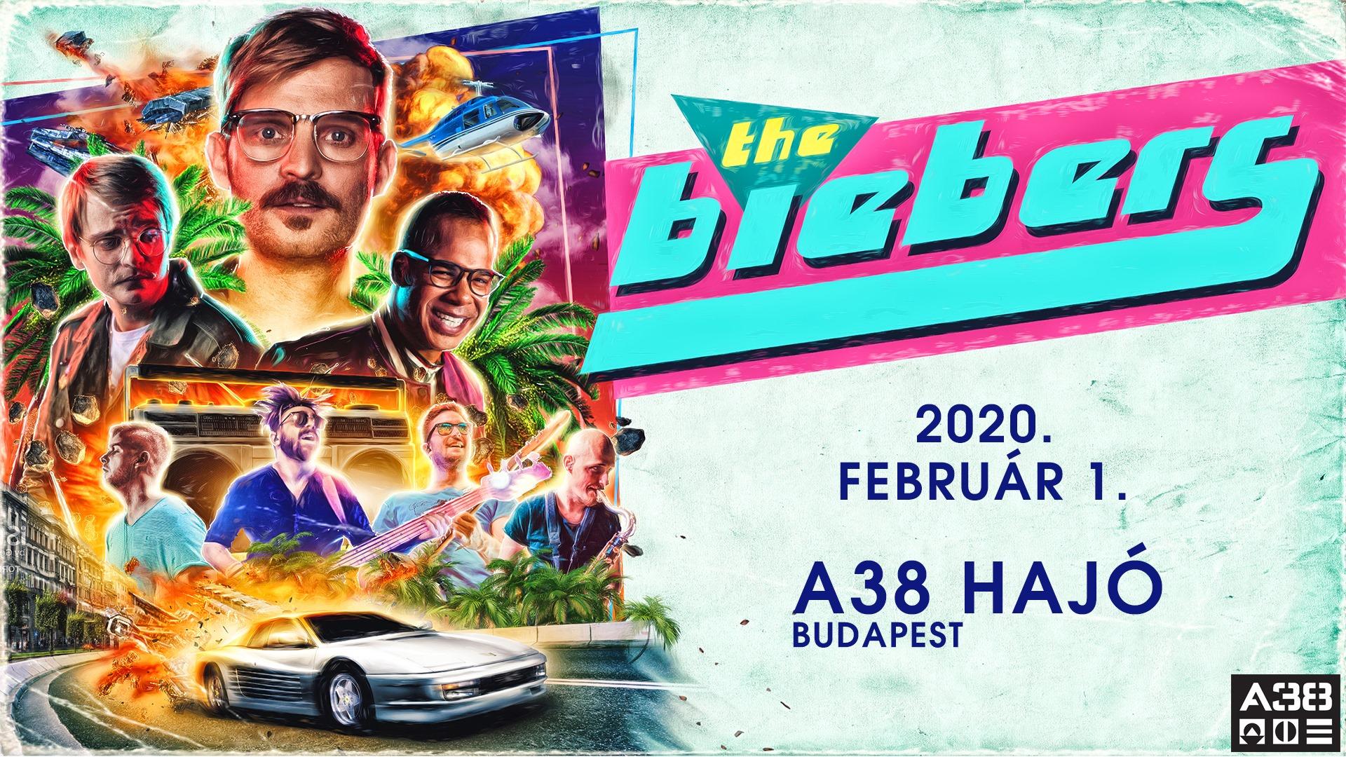 Február elsején The Biebers a Hajón!