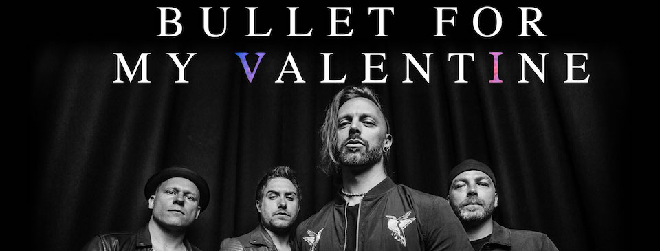 Bullet For My Valentine a Barba Negrában!