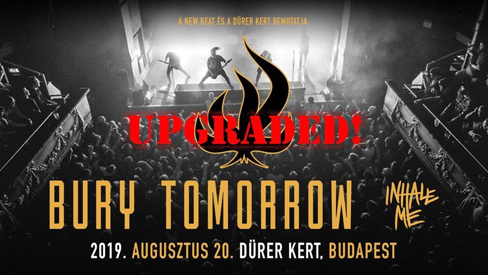 Ha augusztus 20, akkor Bury Tomorrow!
