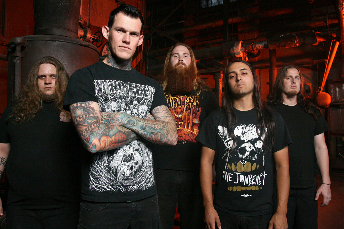 Klip: Carnifex - No Light Shall Save Us