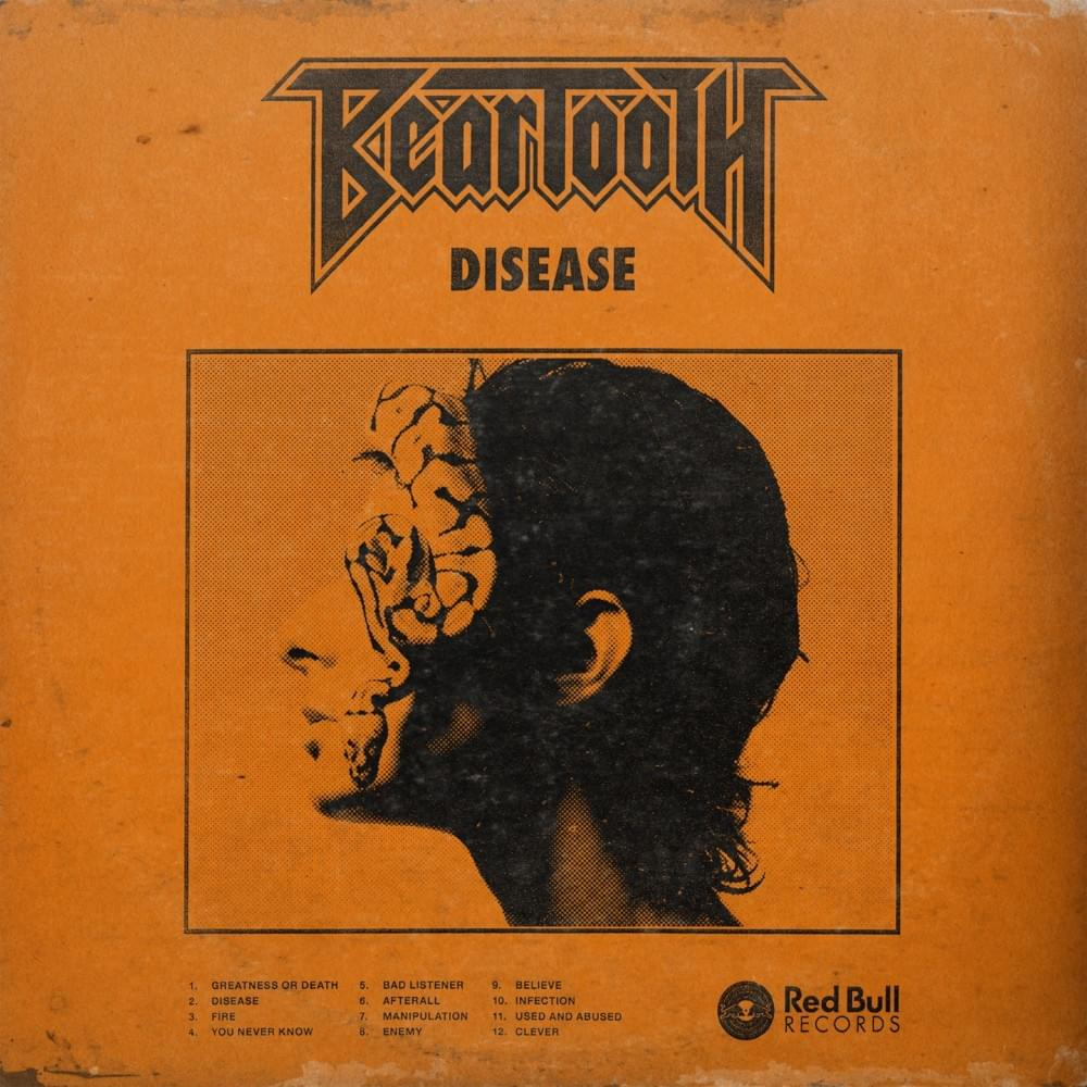 Köhécsel - Beartooth – Disease (2018)