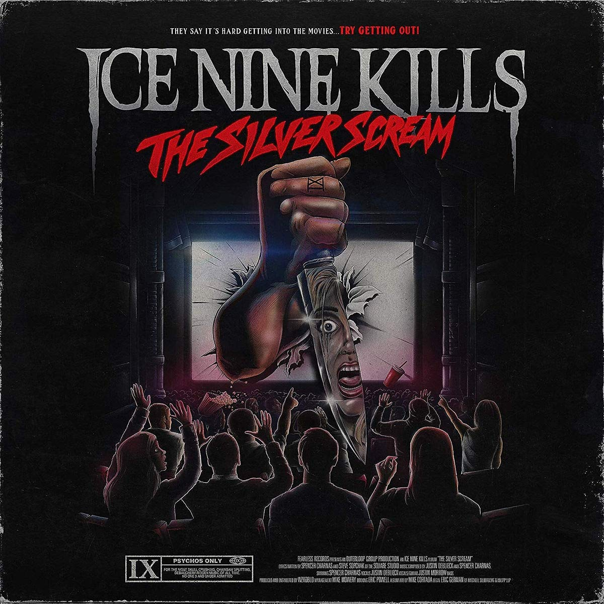 Irány a moziba be! - Ice Nine Kills – The Silver Scream (2018)