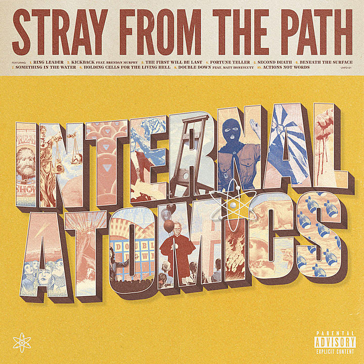 Gondolkodj! - Stray From The Path – Internal Atomics (2019)