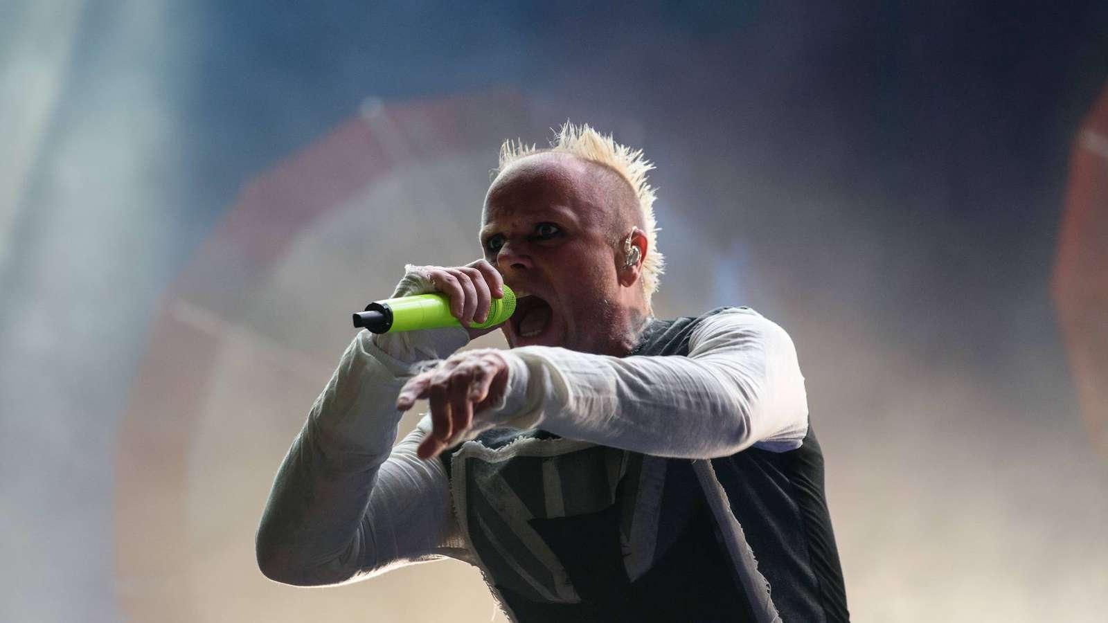 Elhunyt Keith Flint, a Prodigy frontembere