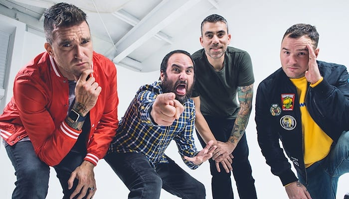 Klip: New Found Glory - Let It Go