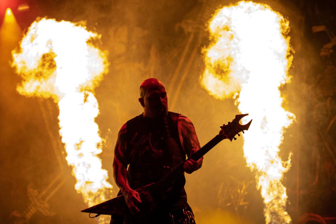 Elbúcsúztunk a Slayertől!
