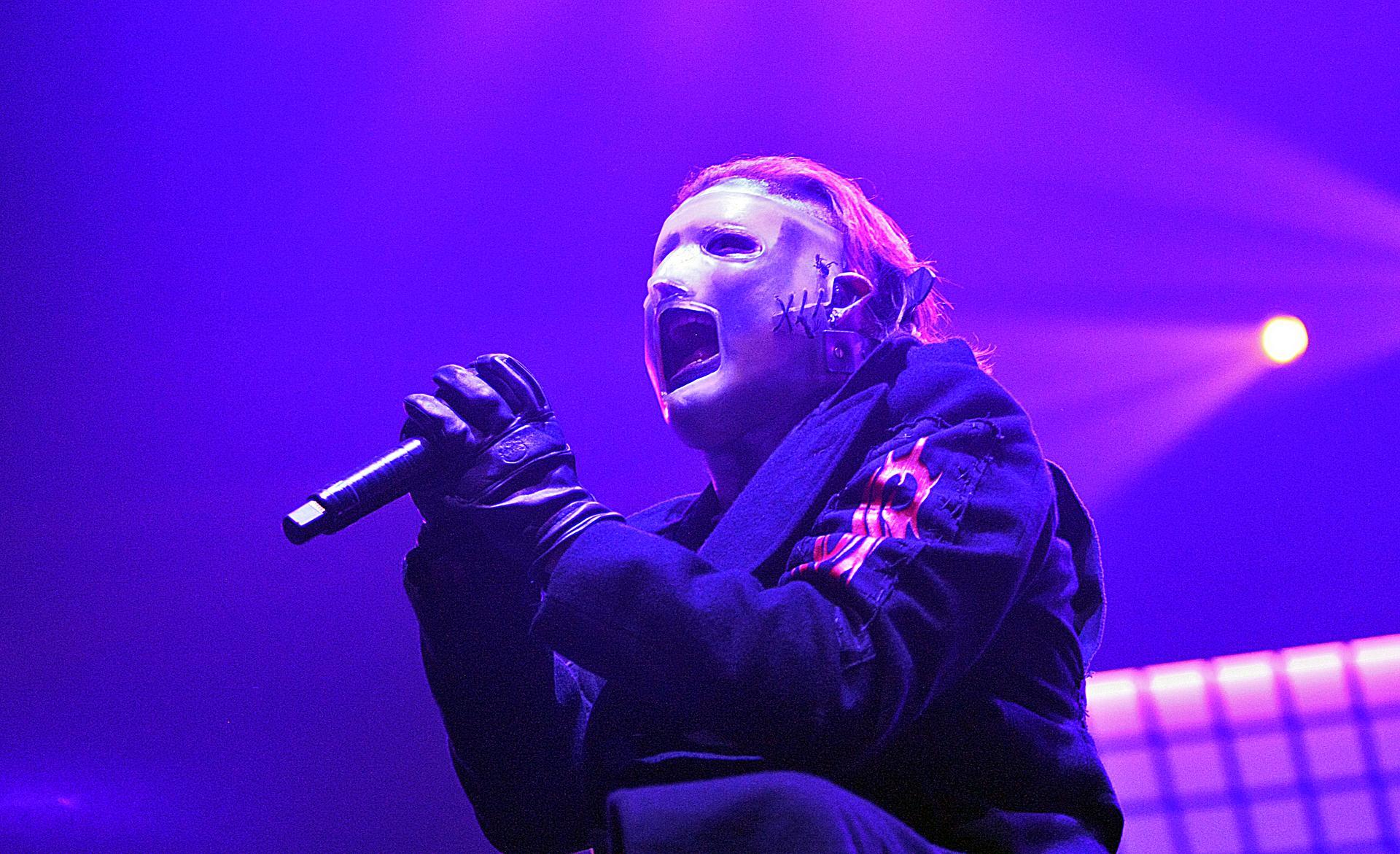 A téli formáját hozta a Slipknot az Arénába