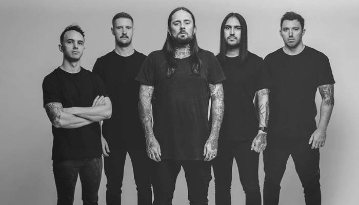 Klip: Thy Art Is Murder - Death Squad Anthem