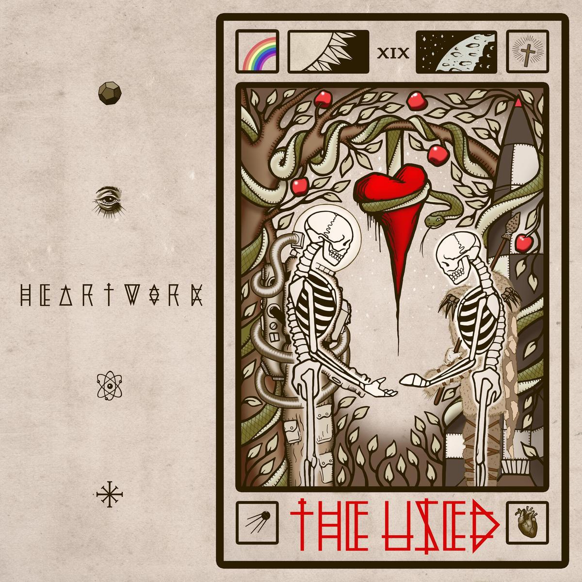 Legalább működik... | The Used – Heartwork (2020)