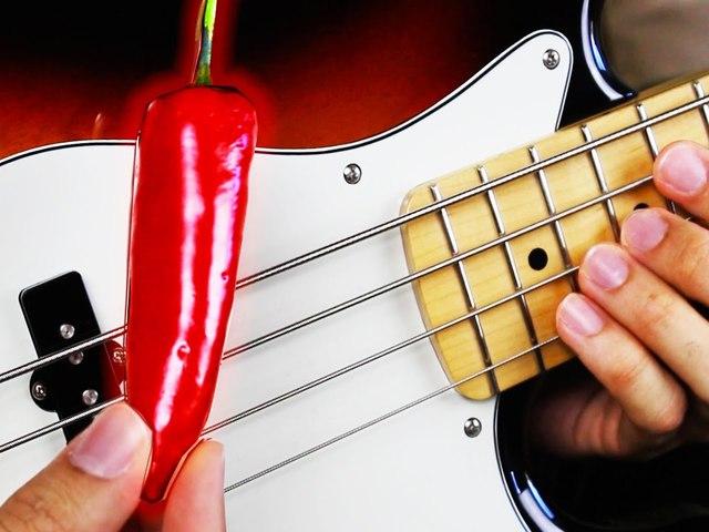 Ezek a legkülönlegesebb Red Hot Chili Peppers-átdolgozások