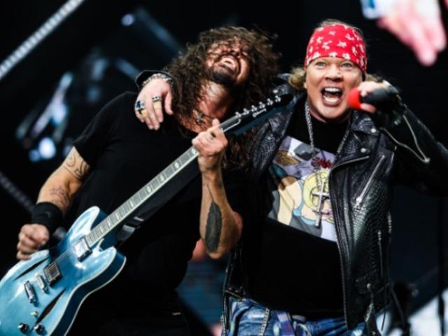Firenzében összeállt a Guns N' Fighters