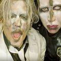 Johnny Depp-pel sokkol Manson súlyos videója