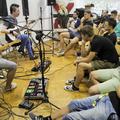 Hetven ismert zenész oktat a szolnoki Gitármánia táborban